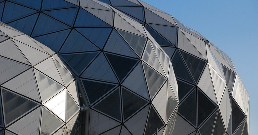 AAMI Park, designed by COX Architects