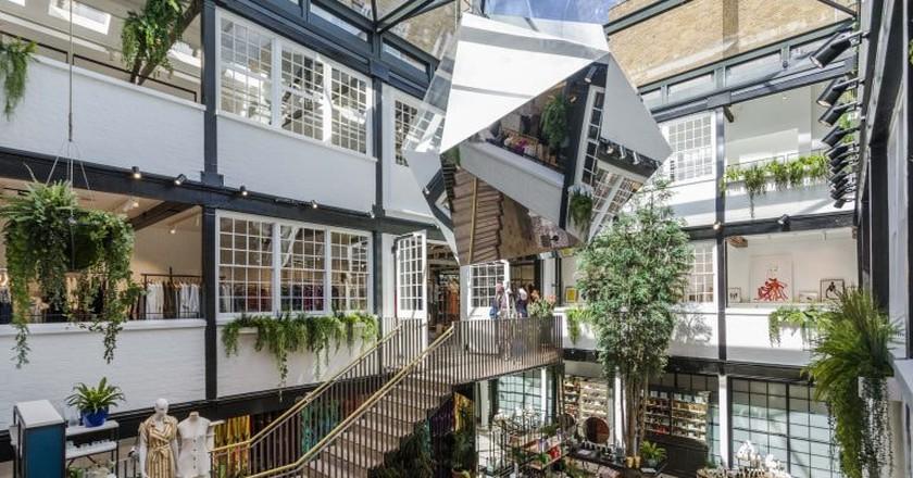 The Shop At Bluebird, Covent Garden, London