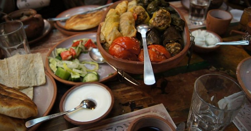 Staples of Armenian cuisine