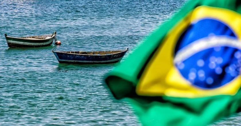 Boats in Brazil