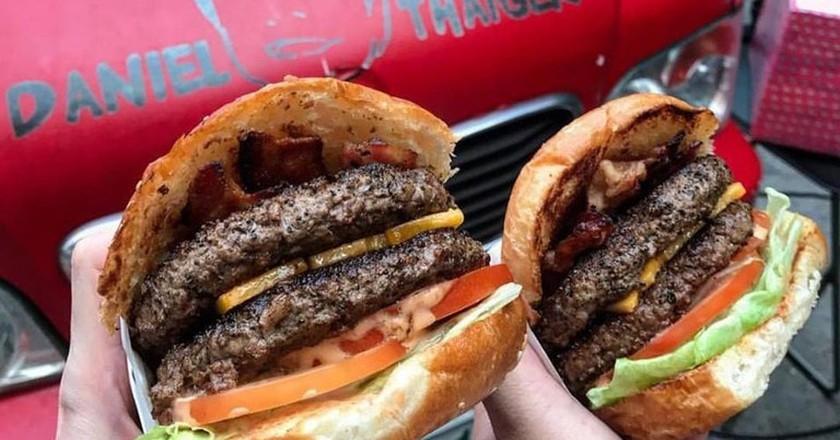 Delicious burgers | © Daniel Thaiger Food Truck