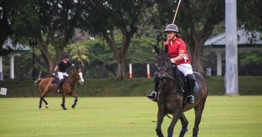 Meet the Princess Taking on Polo's Patriarchy
