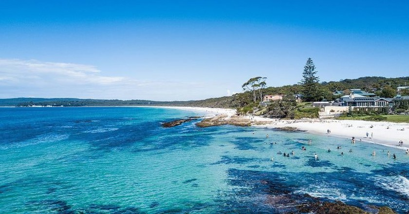 NSW has some of the most scenic beaches in Australia