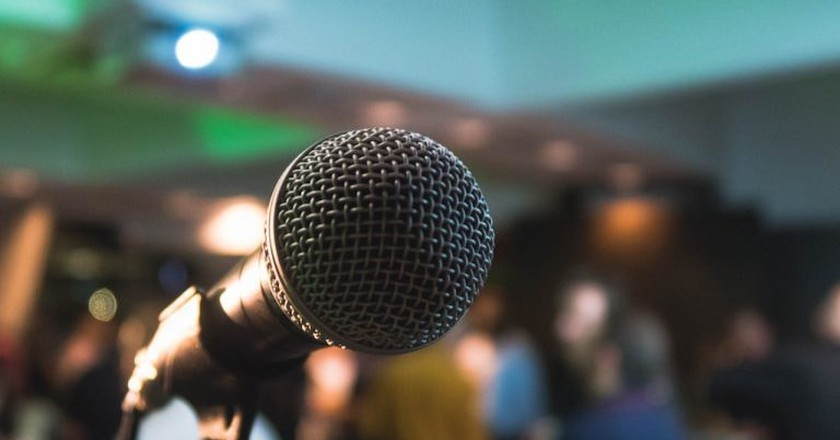 Where to Enjoy Comedy in Baltimore, MD