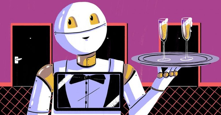 Taking Humans Out of Hospitality
