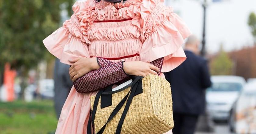 Street style, Spring Summer 2018, Paris Fashion Week, France