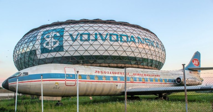 Museum of Aviation near Belgrade, Serbia