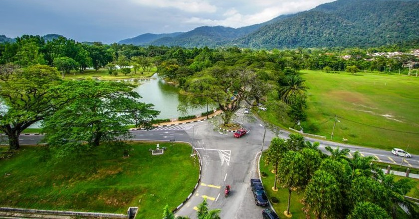 Taiping's Lake Gardens