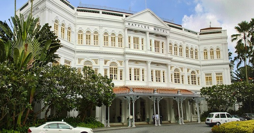 Built in 1887, this colonial-style building is one of Singapore's most prominent.