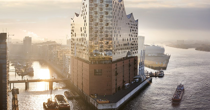 The Elbphilharmonie, HafenCity
