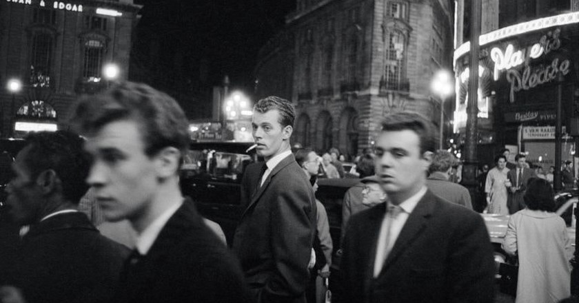 Bob Collins, 'Piccadilly at Night', 1960