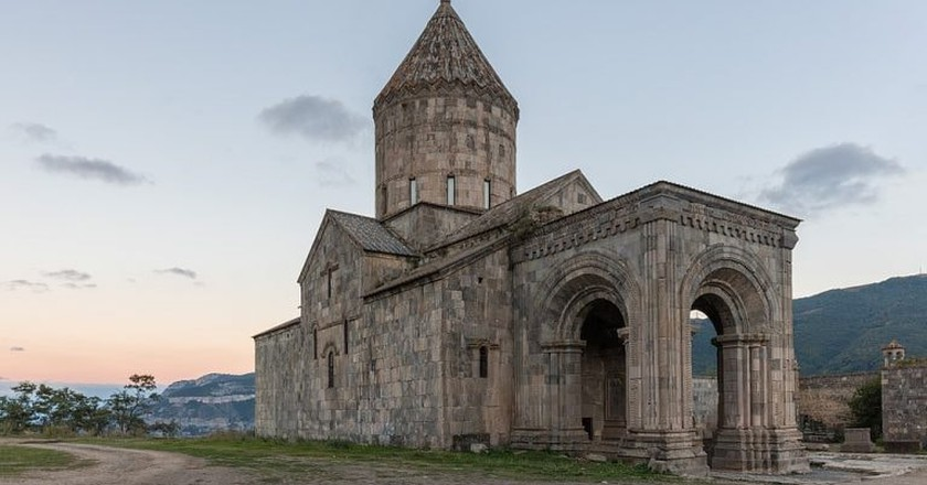 Tatev Monastery | © Diego Delso / WikiCommons