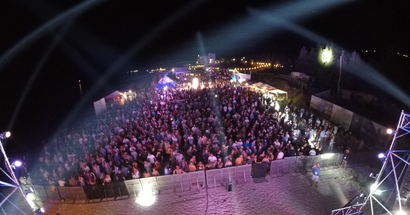 The best summer festivals in albania for Michal turtle music from the living room