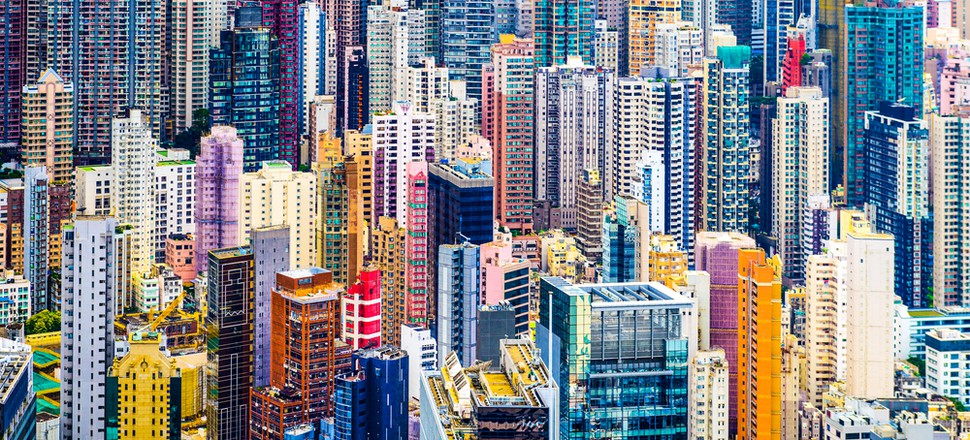 Hong Kong - Architecture