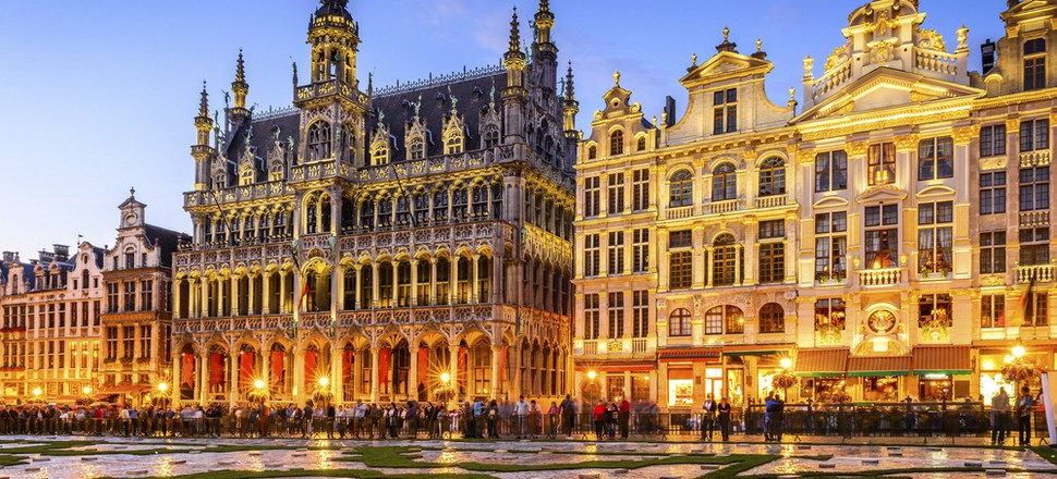 Brussels - History