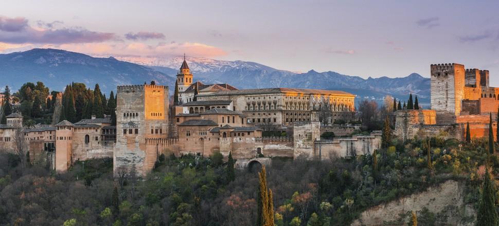 Granada - Film & TV