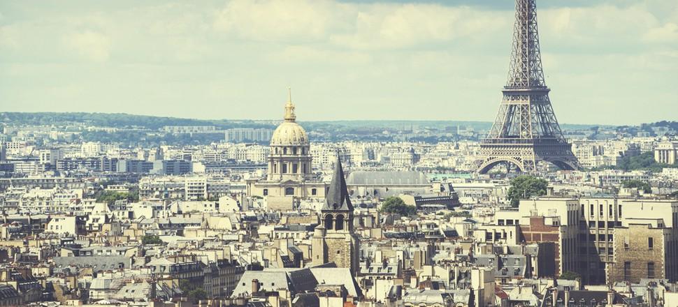 Paris - Film & TV