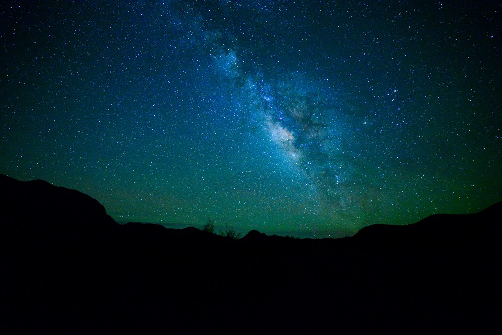 Big Bend Milky Way © Alison I./Flickr