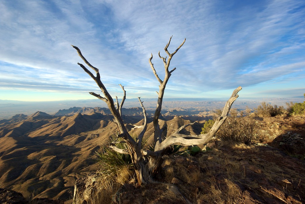 Big Bend National Park © Adam Baker/Flickr