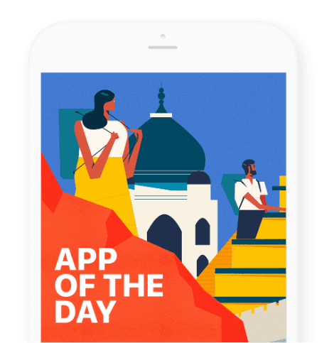 Culture trip - App of the day!