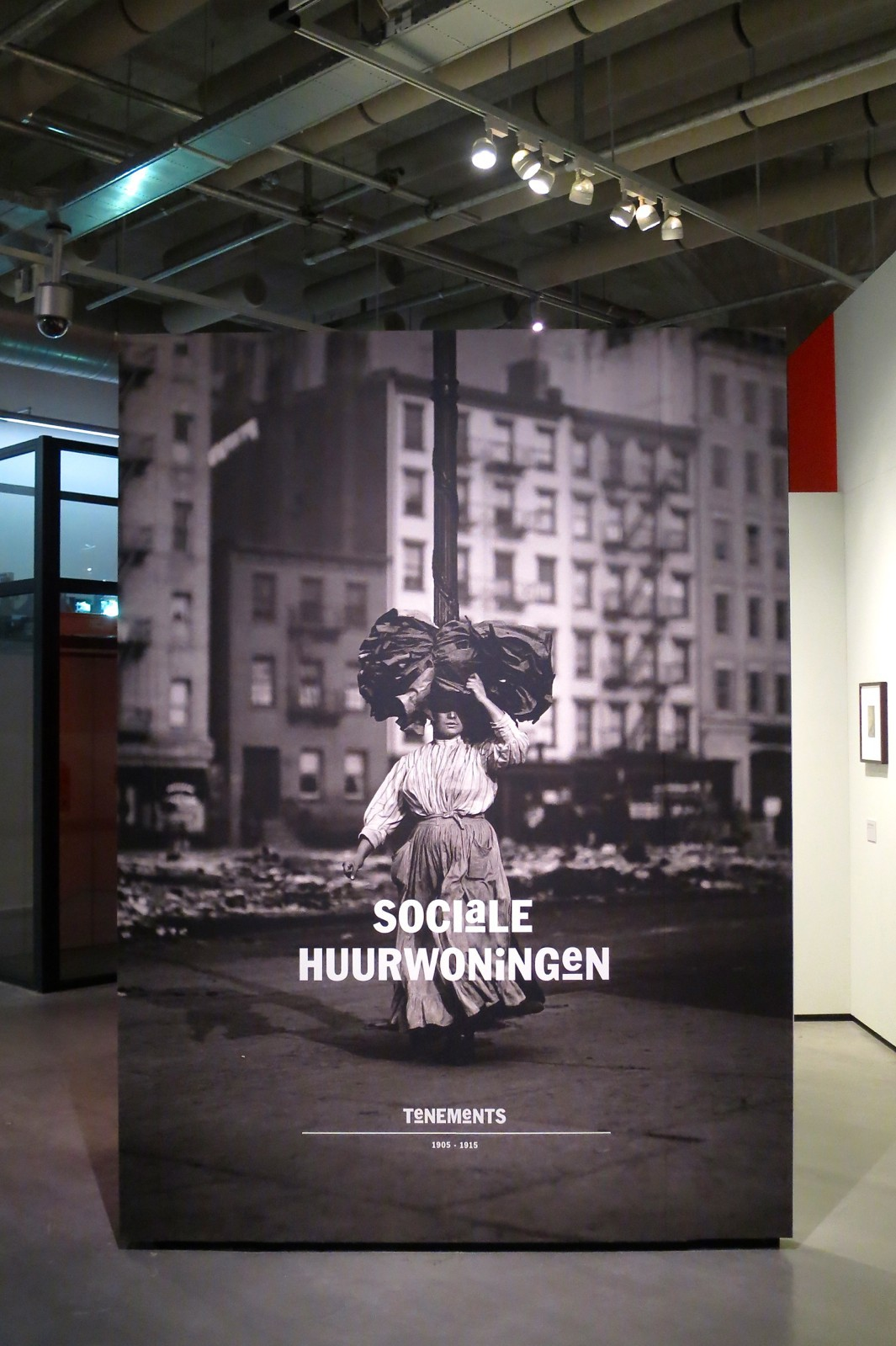 Exhibition on American photographer, Lewis Hine