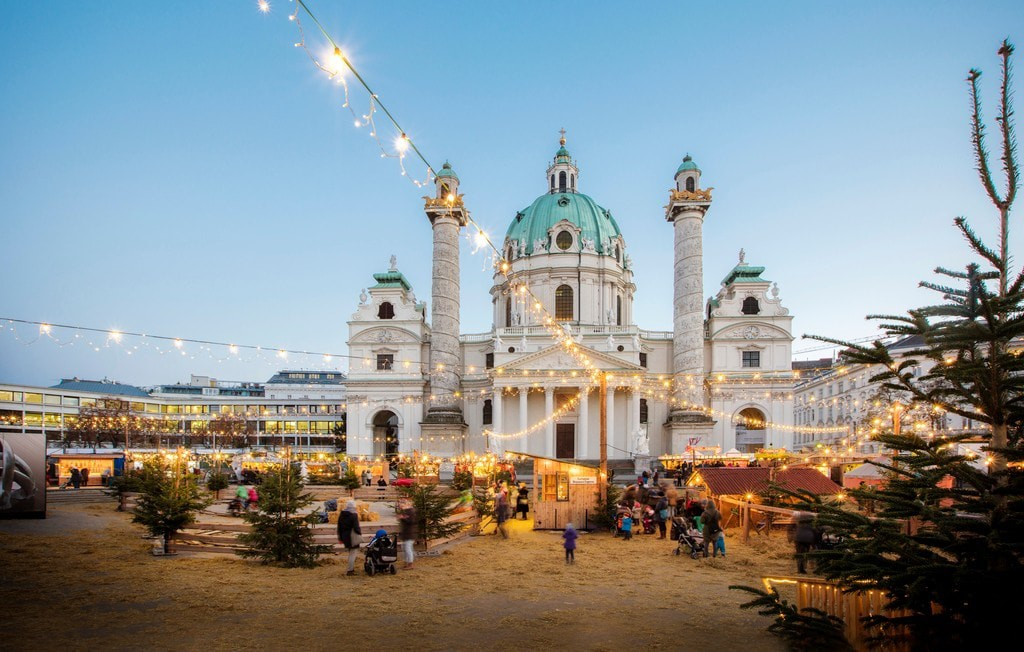 Vienna Christmas Market.10 Things To Do In Vienna This Christmas