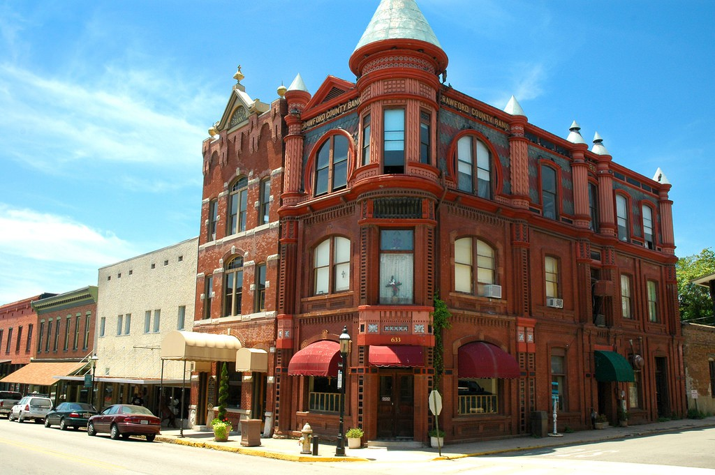 The 10 Most Beautiful Towns In Arkansas