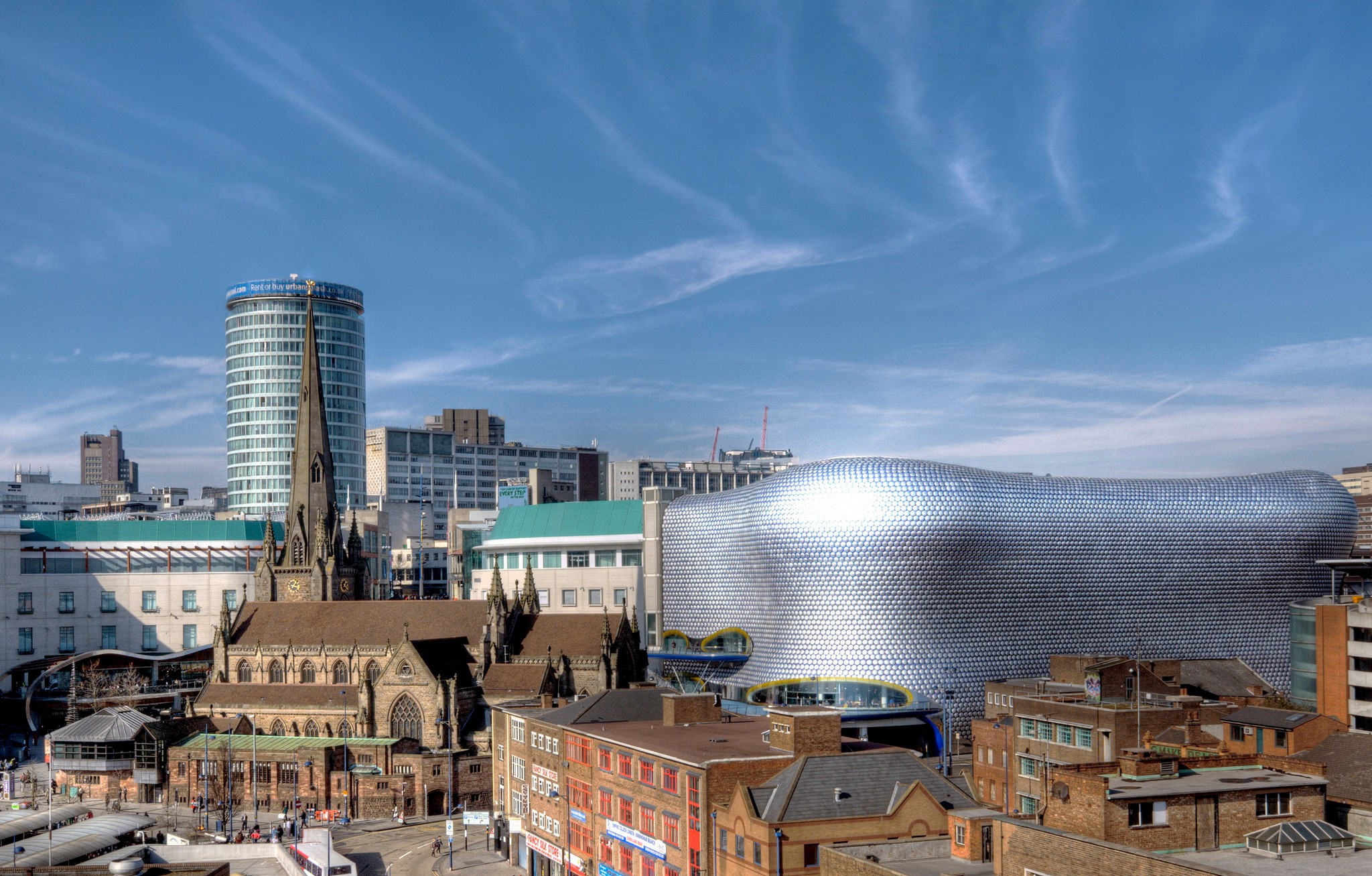 12 Reasons You Should Visit Birmingham Over London