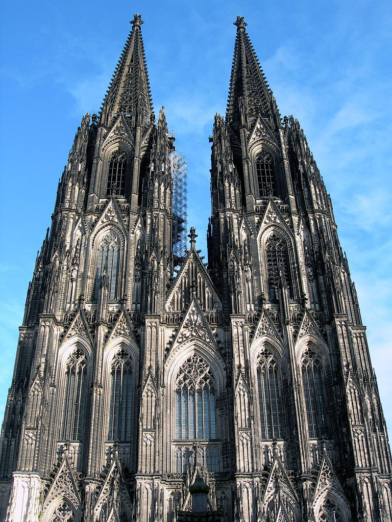 cologne cathedral dmthothwikicommons - Koln Must See