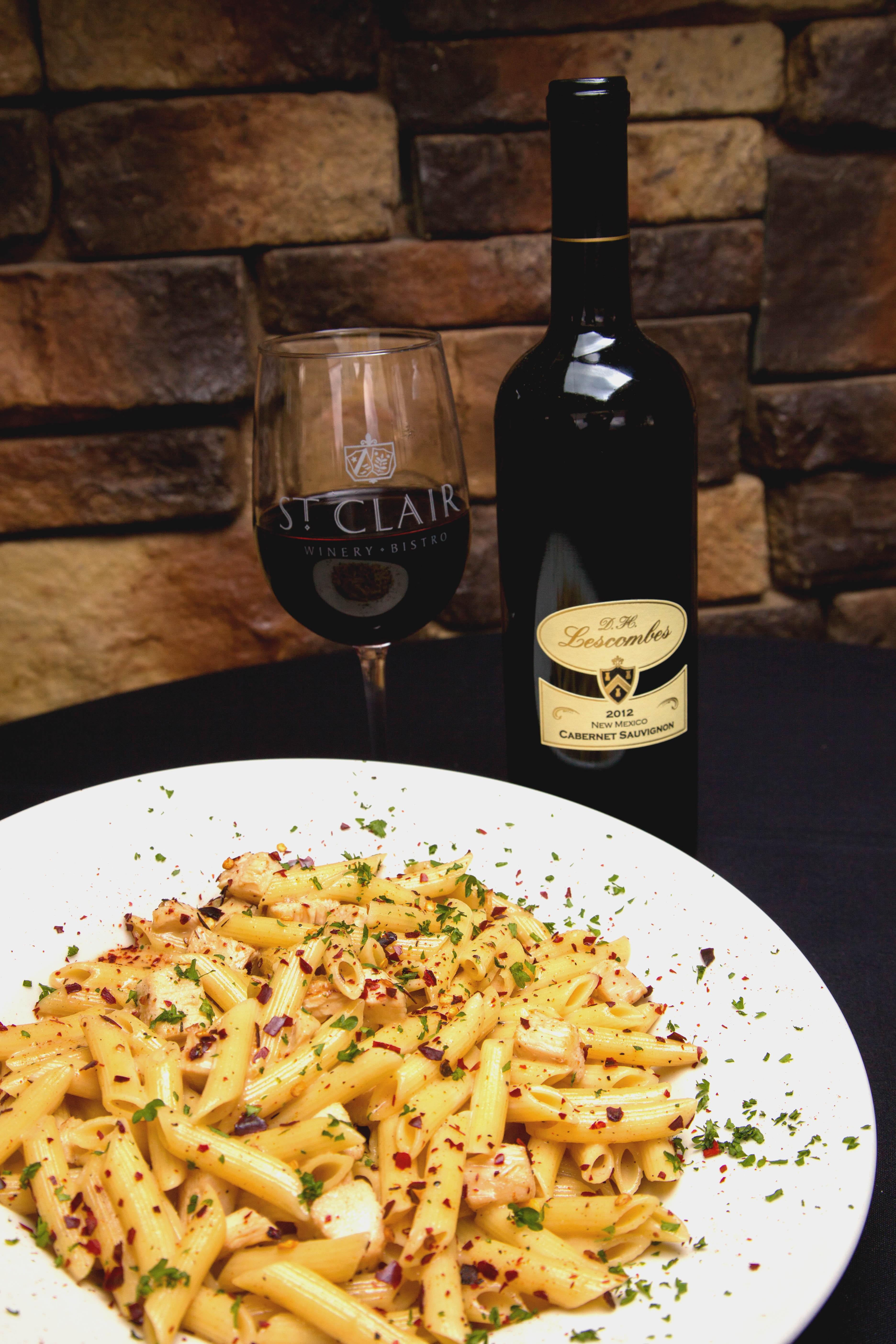 pasta danielle and cab sauv copy