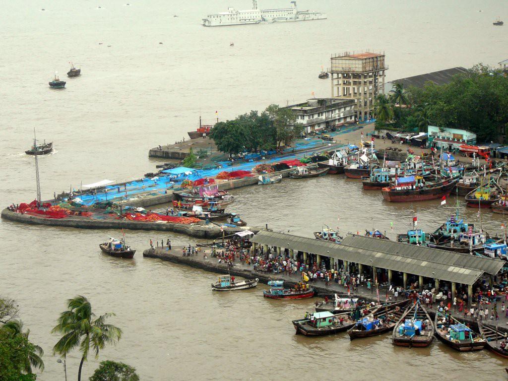 Sassoon Docks ,Colaba