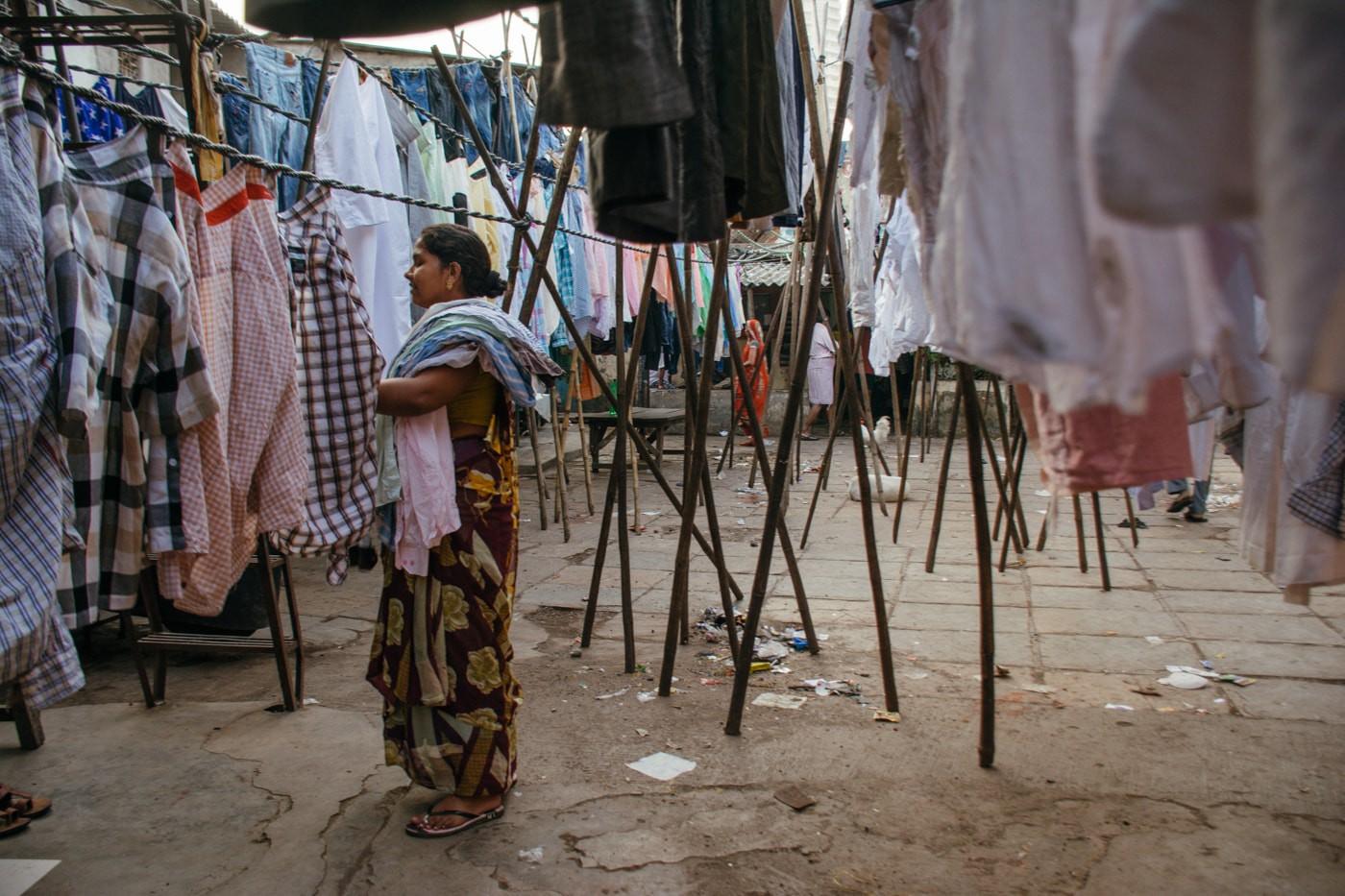 Behind the Scenes at Mumbai's 140-Year-Old Dhobi Ghat