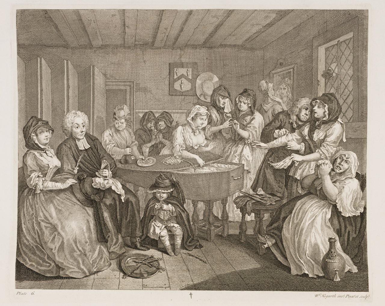 Hogarth Art And Politics
