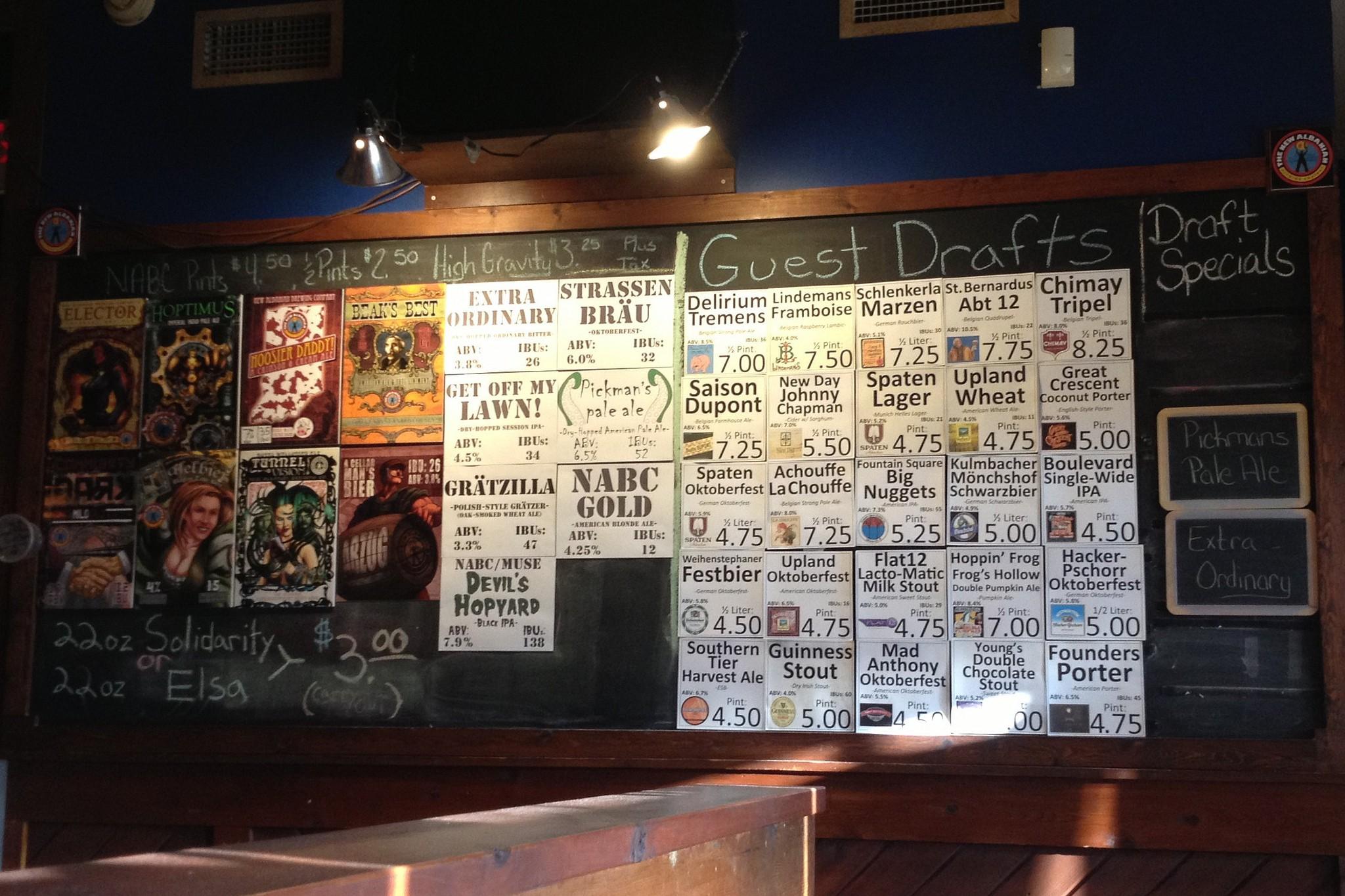 Restaurants In New Albany Indiana