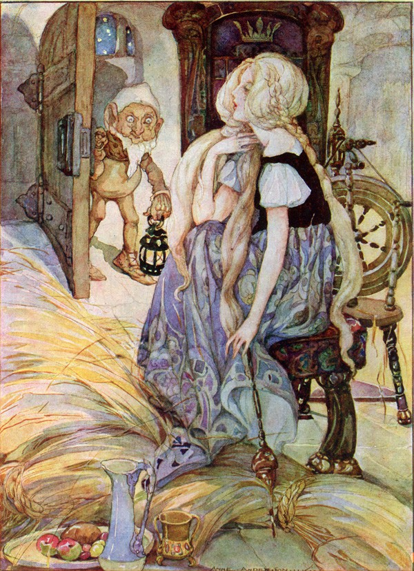 13 Twisted Fairy Tales By The Brothers Grimm