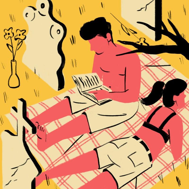 strange dating rituals around the world
