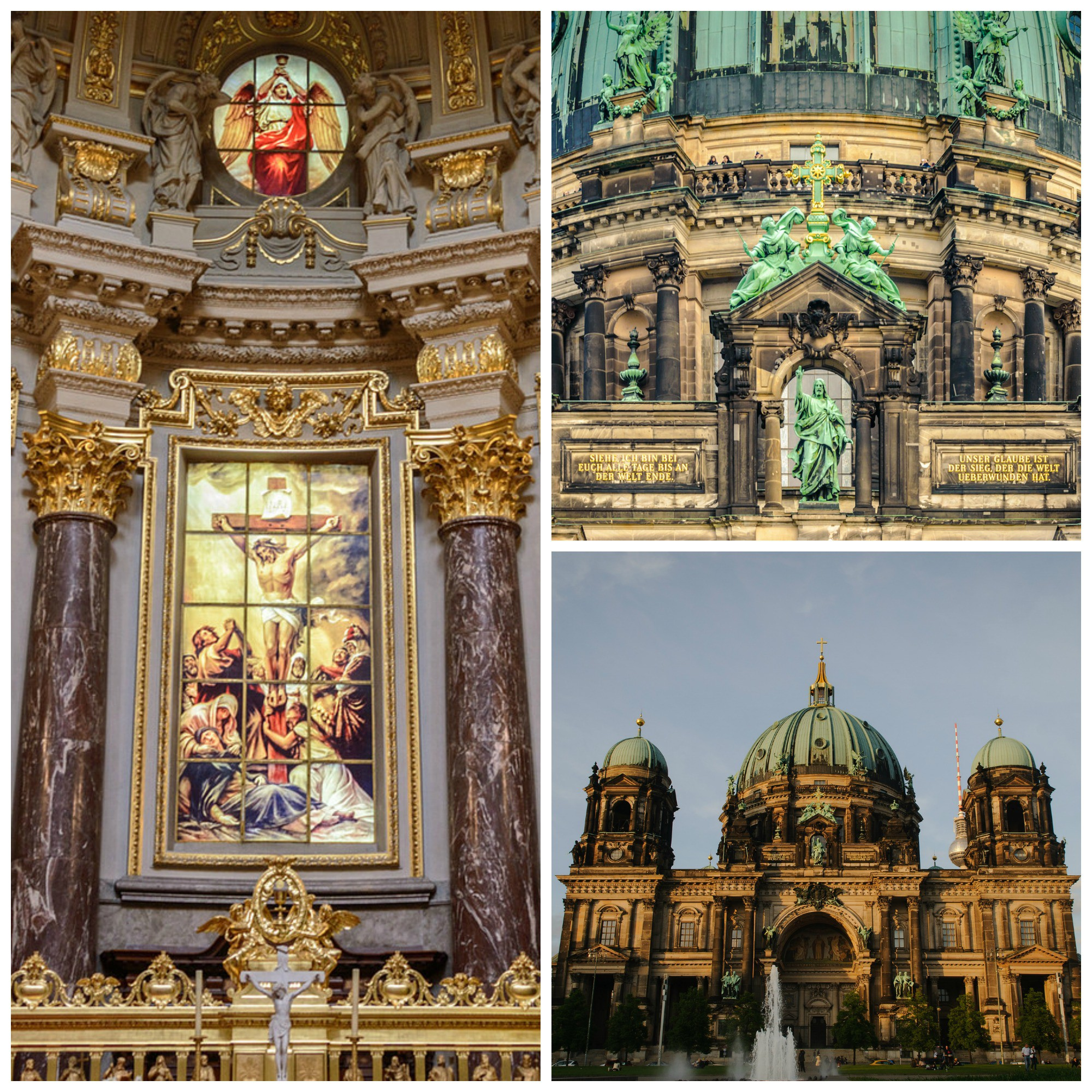 The History Of The Berliner Dom In 1 Minute