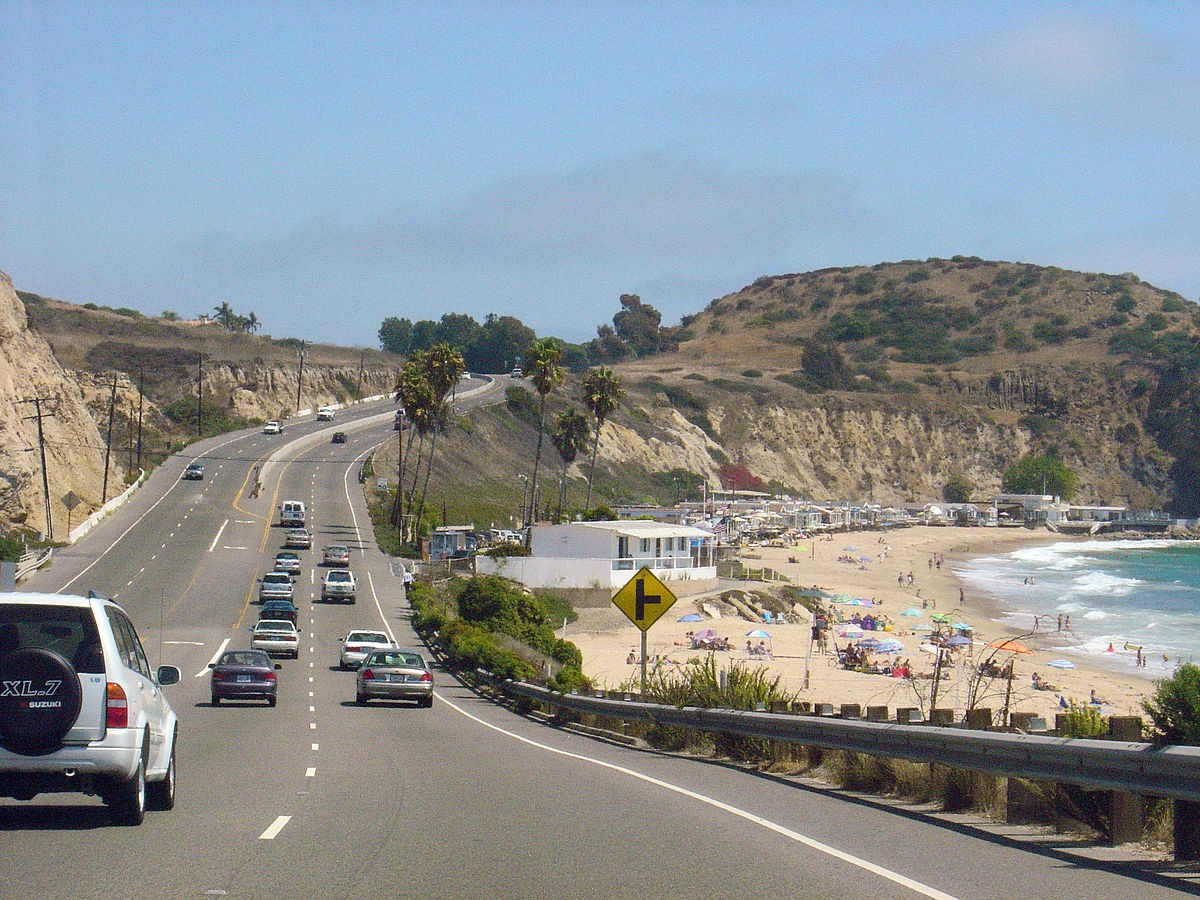 Brief History Of The Pacific Coast Highway