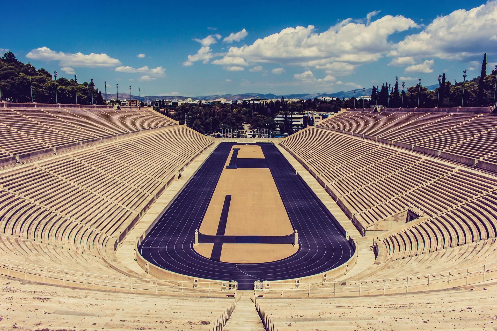 A Brief History Of The Panathenaic Stadium, Athens