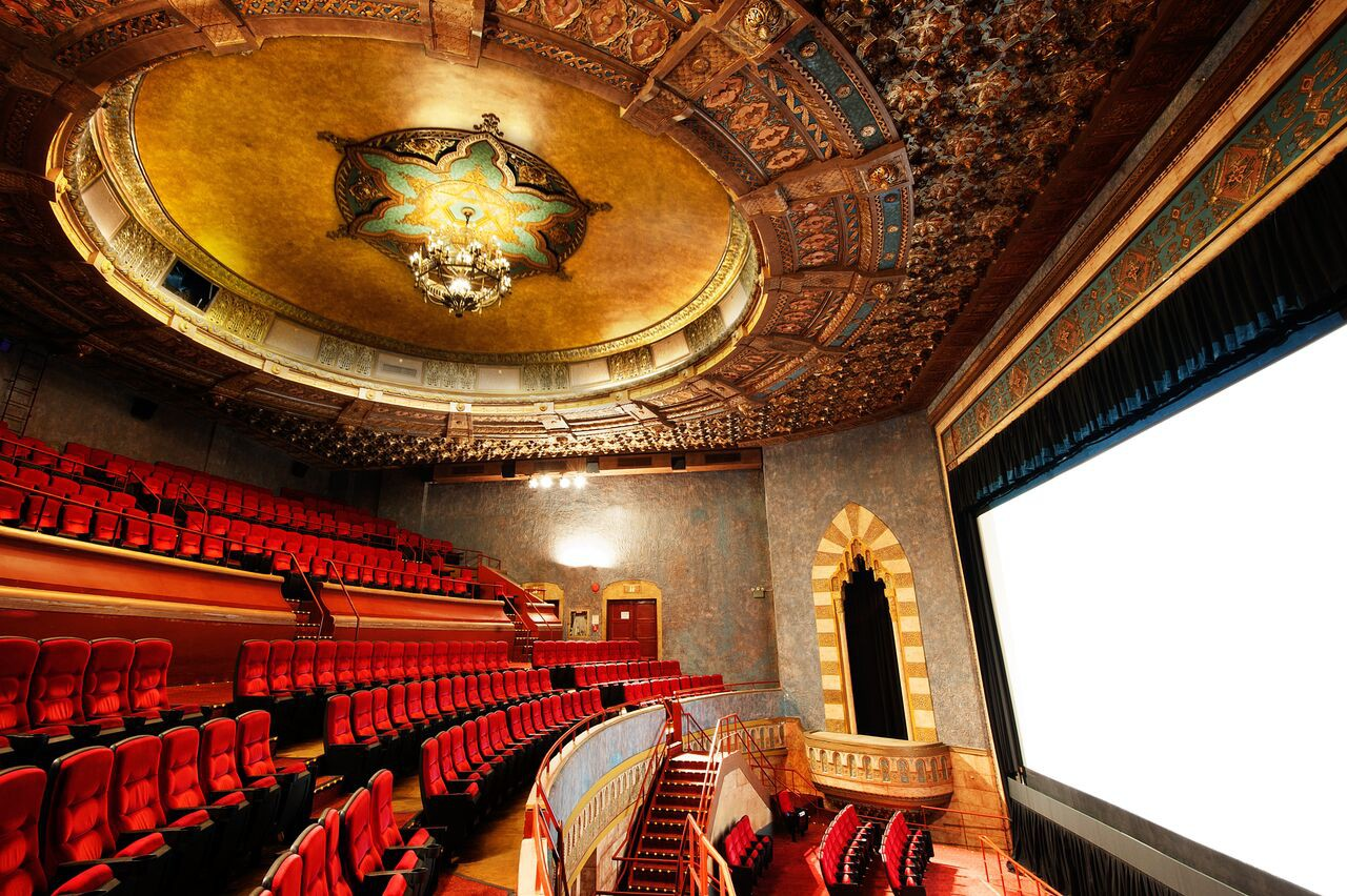Unique Movie Theaters In New York City