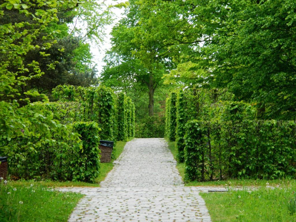 A Tour Of Berlin S Britzer Garten