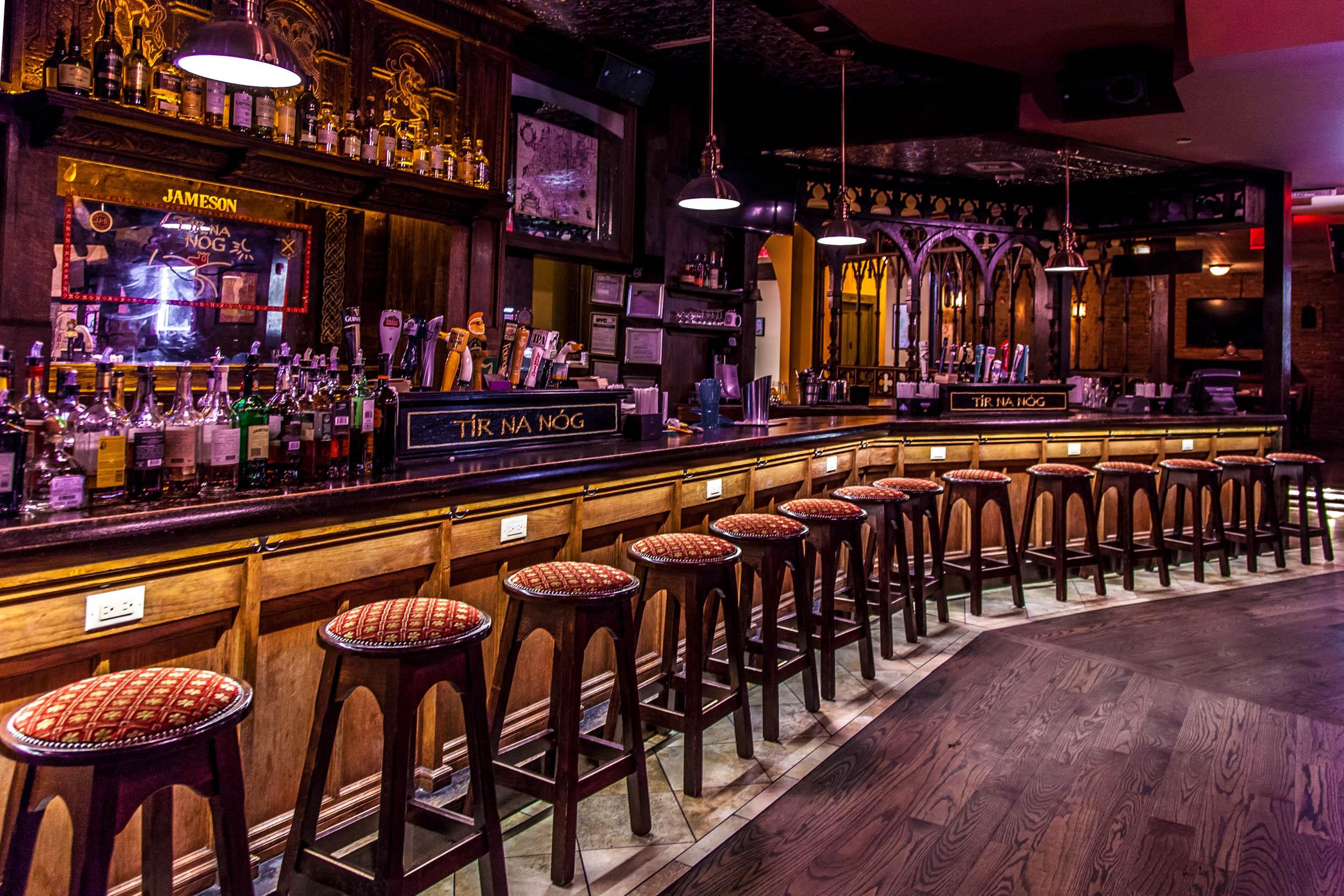 Irish pubs around madison square garden garden ftempo for Best bars near madison square garden