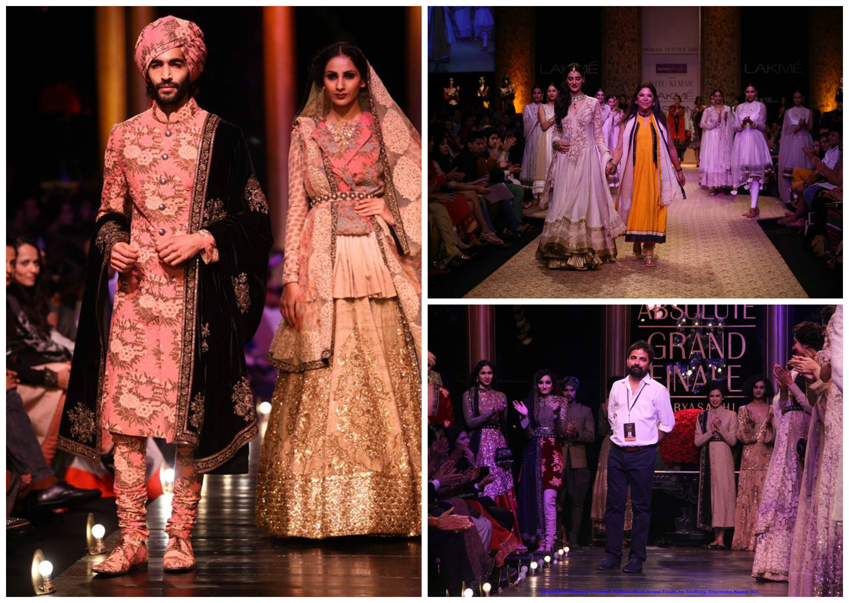 A History Of Lakme Fashion Week In Mumbai In 1 Minute