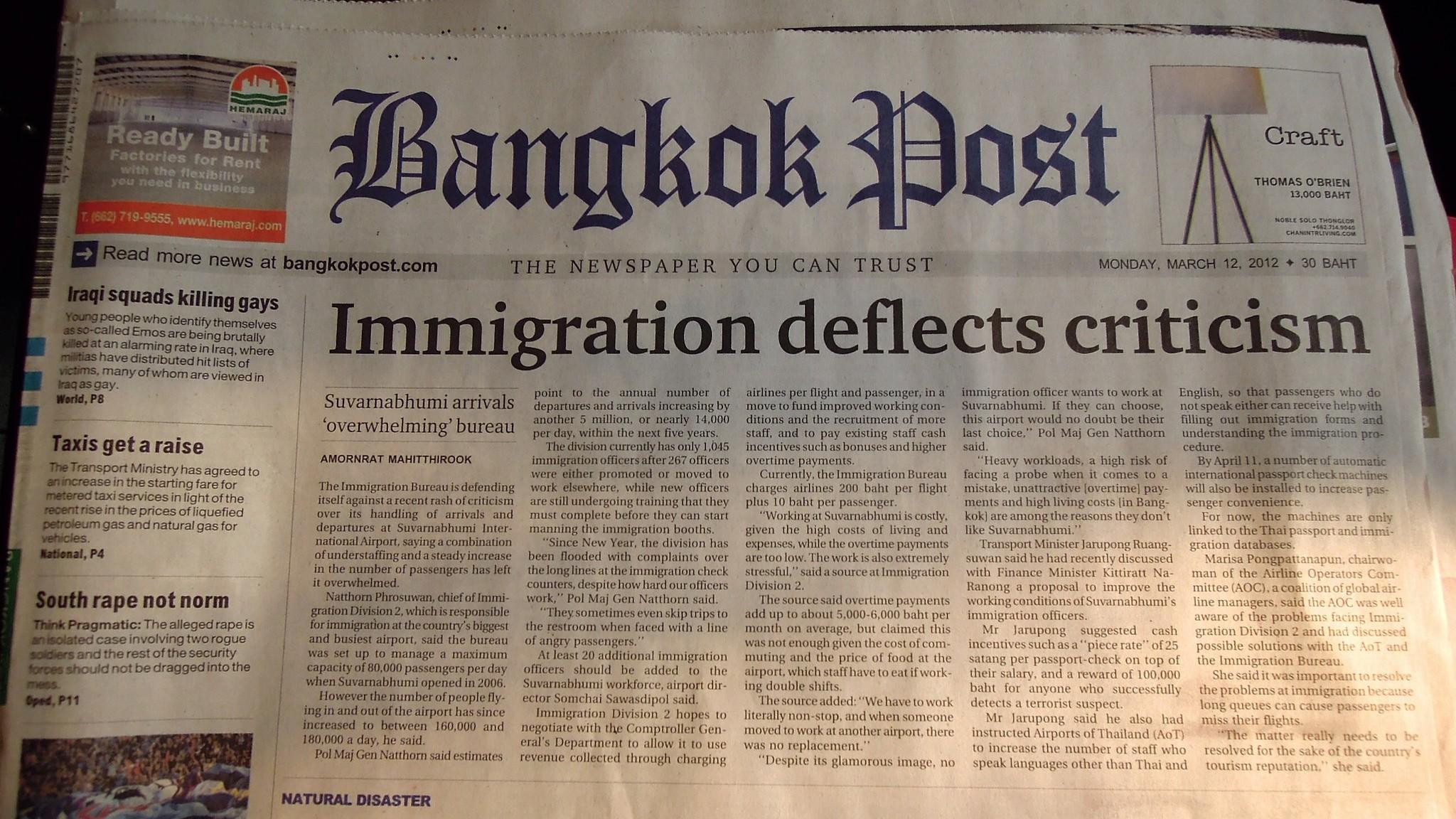 Free dating site bangkok post