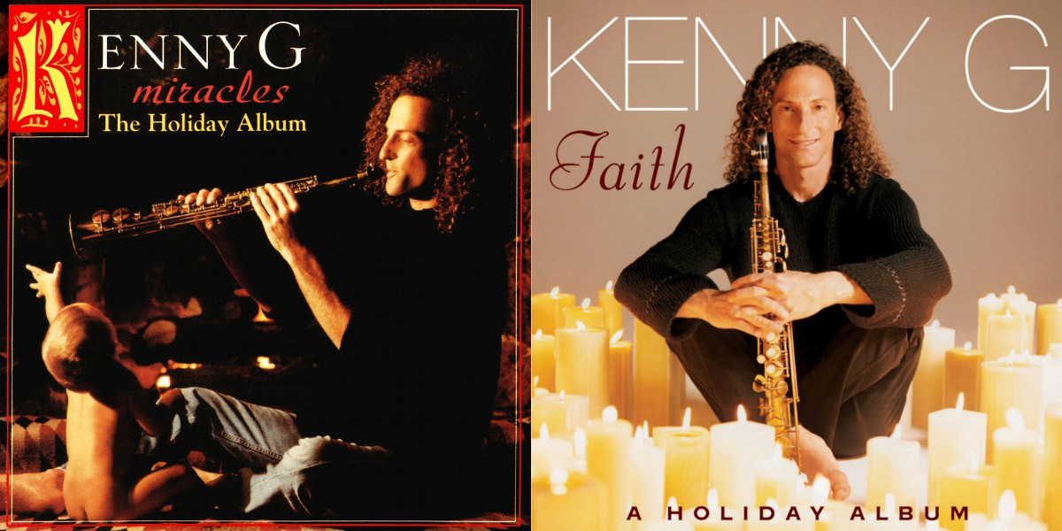 Cheesy \'90s Christmas Albums No Winter Is Complete Without