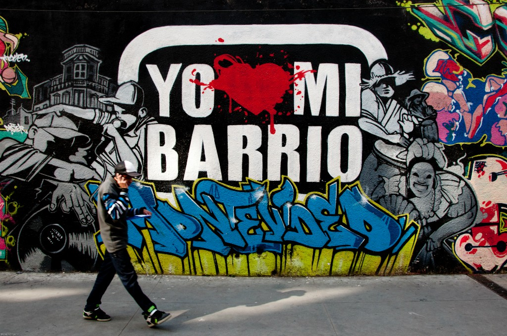 The Best Street Art In Uruguay