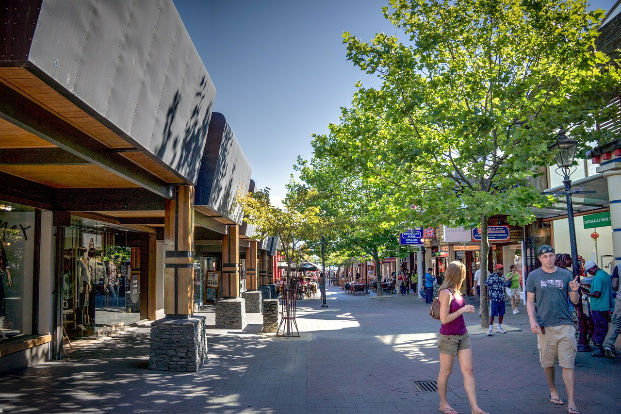 A Shopping Guide to Queenstown, New Zealand