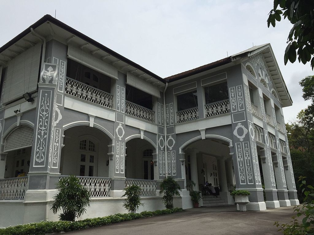 A Brief History of Singapore's Black and White Houses
