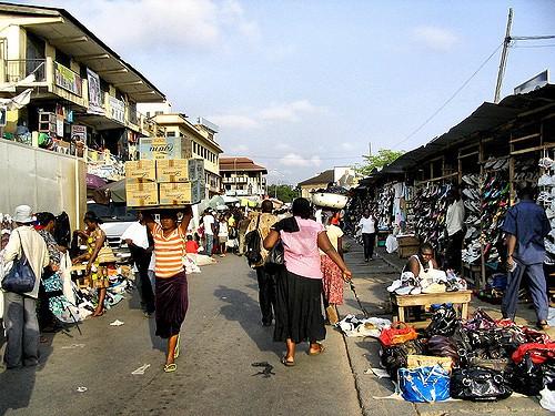 A Guide to Accra's Kantamanto Market