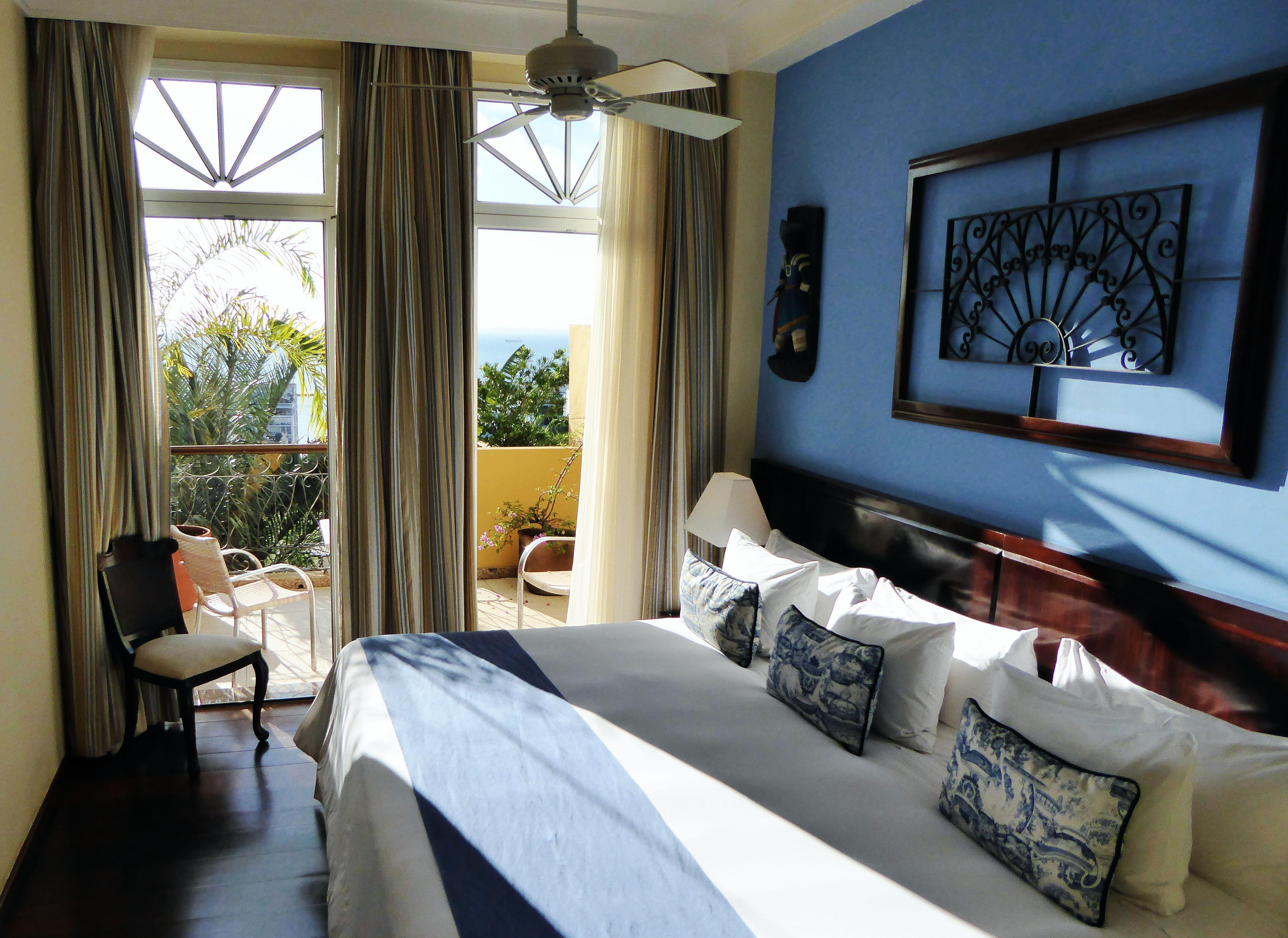 Deluxe Room at Casa do Amarelindo